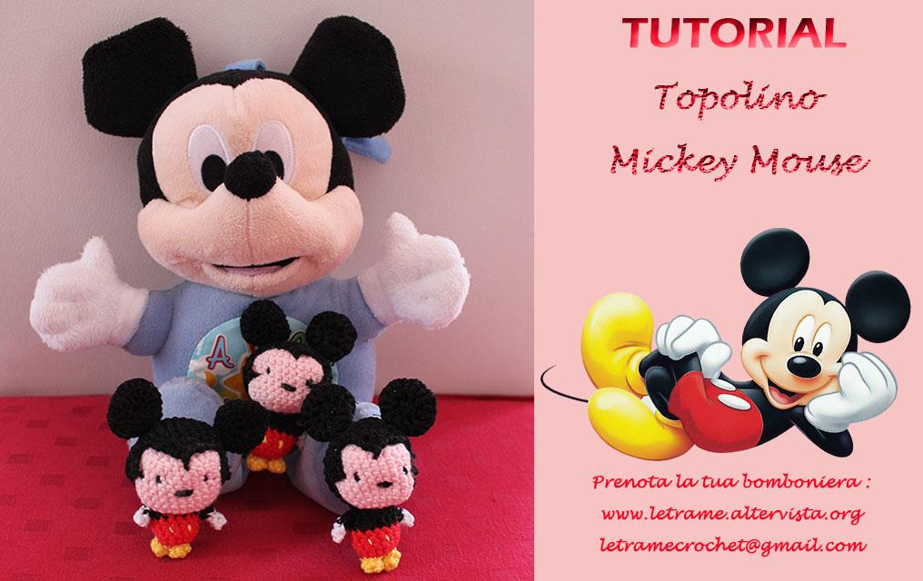 amigurumi mickey mouse Archives - Amigurumi Free Patterns and Amigurumi  Tutorials   640x1016